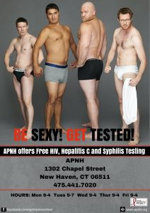 BE SEXY - BE TESTED